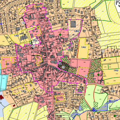 Plan Local d'Urbanisme (PLU) : prescription d'une procédure de révision allégée